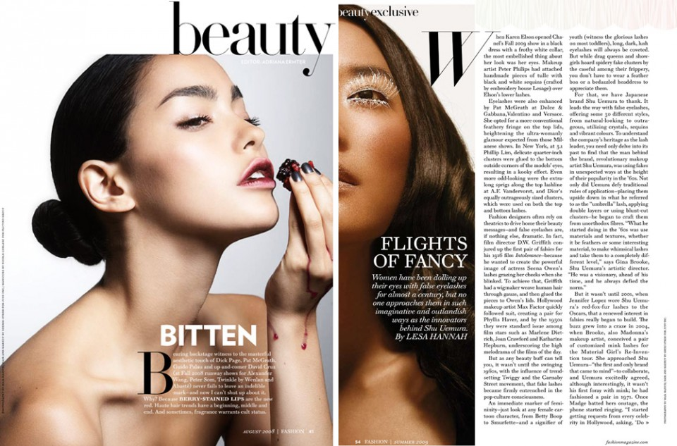 Beauty - FASHION Magazine 42